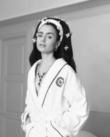 Lily Collins - 2019 Met Gala Portraits