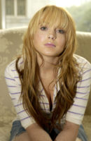 Lindsay Lohan - The New York Times 2003