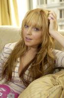 Lindsay Lohan - The New York Times 2003