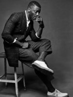Aldis Hodge - Interview Magazine 2016