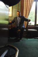 Alec Baldwin - Los Angeles Times 2006