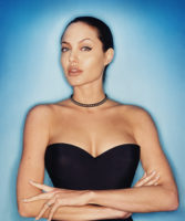 Angelina Jolie - Rolling Stone 2001
