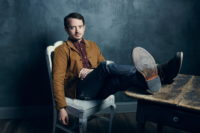 Elijah Wood - The Wrap 2016