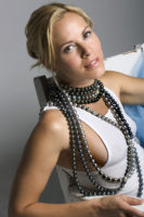 Maria Bello - Hamptons 2004