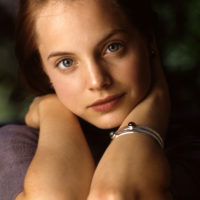 Mena Suvari - Self Assignment 1999