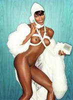 Naomi Campbell - Playboy 1999