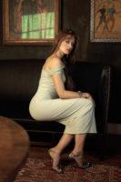 Natascha McElhone - InStyle 2002