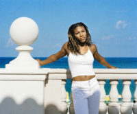 Serena Williams - Teen People 2000