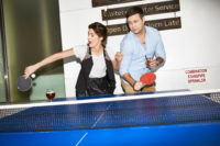 Taran Killam Cobie Smulders - Entertainment Weekly 2017