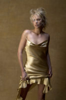 Charlize Theron - GQ Italy 2002