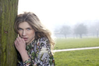Clemence Poesy - Evening Standard 2008