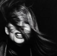 Diane Keaton - Michel Comte 1993 photoshoot