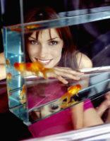Famke Janssen - Movieline 2002