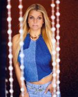 Jessica Simpson - Challenge Roddie 2000 photoshoot