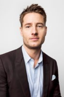 Justin Hartley - BAFTA Tea Party 2017