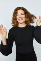Rene Russo - Pizza Hut Lounge 2019