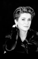 Catherine Deneuve - Luc Roux 1994 photoshoot