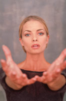 Jaime Pressly - Howard Rosenberg Photoshoot 1999