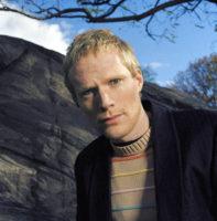 Paul Bettany - Vogue UK 2004