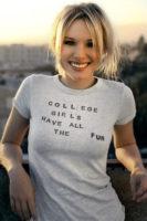 Kristen Bell - Co-Ed 2006