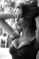 Madalina Ghenea - GQ Italia 2011
