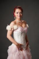 Shona McGarty - EastEnders Wedding Photoshoot 2019