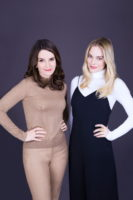 Tina Fey and Margot Robbie - USA Today 2016