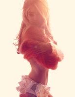 Gigi Hadid - W Magazine 2015