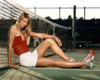 Maria Sharapova - ESPN Magazine 2003