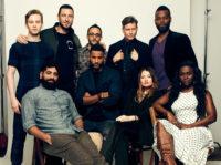 Ricky Whittle - 2019 SXSW Film Festival Portrait Studio