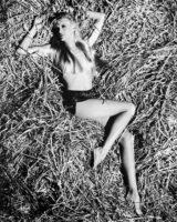 Daryl Hannah - Vogue Italia 1992