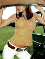 Jolene Blalock - Razor 2002
