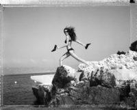 Gisele Bundchen - Michel Comte Photoshoot (1999)