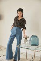 Kim Tae Ri - Photoshoot for Frontrow SS 2019