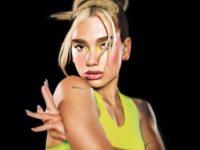 Dua Lipa - Future Nostalgia Album Photoshoot 2020