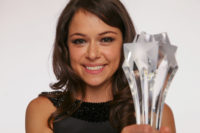 Tatiana Maslany - 2013 Critics Choice Awards Portraits