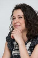 Tatiana Maslany - Orphan Black 2014 Press Conference Portraits