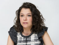 Tatiana Maslany - Orphan Black 2014 Press Conference Portraits