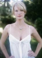 January Jones - Cannes Film Festival 2005