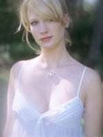 January Jones - Cannes Film Festival 2005