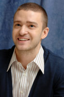 Justin Timberlake - Alpha Dog Press Conference Portraits 2007