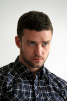 Justin Timberlake - Bad Teacher Press Conference Portraits 2011