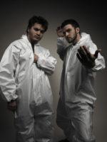 Justin Timberlake & Emile Hirsch - InStyle 2006