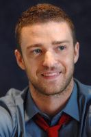 Justin Timberlake - Shrek the Third Press Conference Portraits 2007