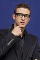 Justin Timberlake - The Social Network Press Conference Portraits 2010