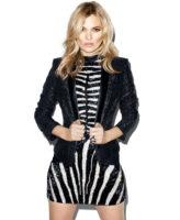 Kate Moss - US Harper's Bazaar 2014