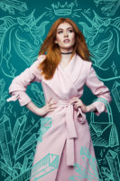 Katherine McNamara - Prune Magazine 2017