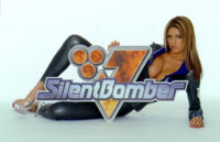 Katie Price - Silent Bomber Promotional Shoot