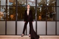 Lily Collins - British Vogue 2019