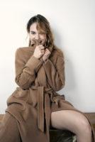 Lily James - Vanity Fair Italia 2018